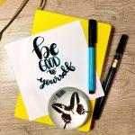 Challenge letteringgoodvibes jour 11 de anjee3 madewithlovebyjess et mikaladesigns hellip