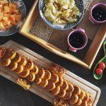 Cest lheure de lapritif feuillets fromage et chorizo maison!recette unehellip